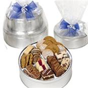 pastry and cookie tin
