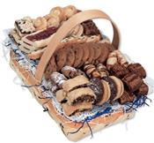 pastry and cookie basket
