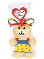 Baby Bear Cookie Party Favor