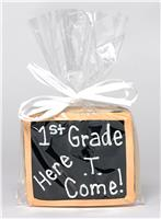 Chalk Board Cookie Party Favor