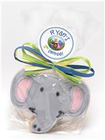 Elephant Head - Cookie Party Favor