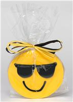 Emoji Smile Face with Sunglasses - Cookie Party Favor Copy(1)