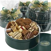 Sympathy Pastry & Cookie Tin (Long Island Delivery & Shipped Nationwide)