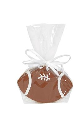 Football Cookie Party Favor
