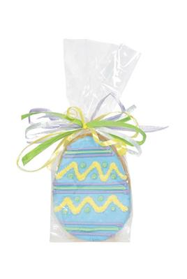 Easter Egg - Small ZigZag Cookie Party Favor