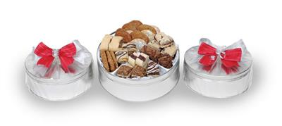 valentines pastry and cookie tin